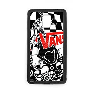 samsung galaxy note 4 Custom Cell Phone Case Vans off the wall Case Cover 10YU463915