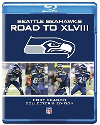 Amazon.com  Seattle Seahawks Road to Super Bowl 48  Blu-ray ... 01c1b4764