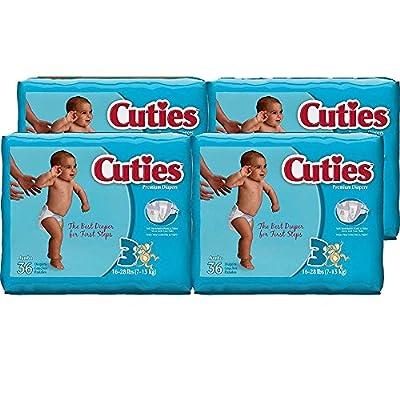 Cuties Baby Diapers