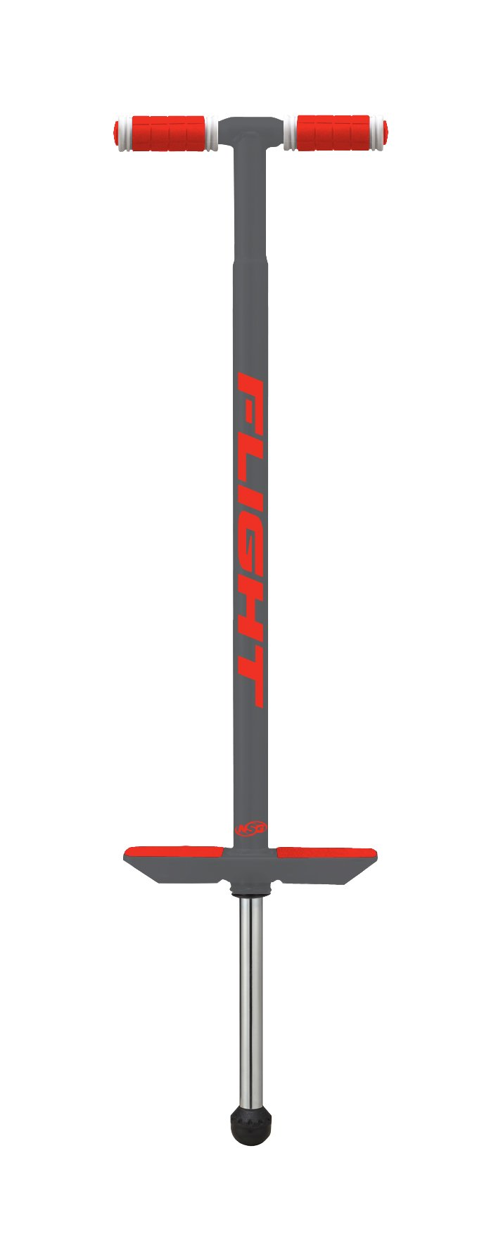 NSG Flight Premium Performance Pogo Stick -  Grey by NSG