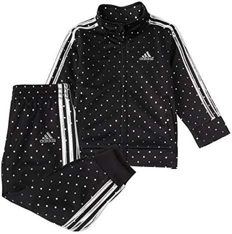 adidas ladies Tricot Jacket & Jogger Active Clothing Set