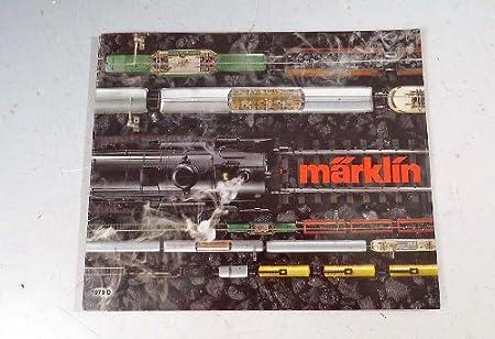MÄRKLIN  Katalog 1979 SIEHE BILD