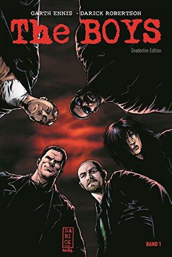 The Boys: Gnadenlos-Edition: Bd. 1 Gebundenes Buch – 16. Oktober 2017 Garth Ennis Darick Robertson Bernd Kronsbein Panini