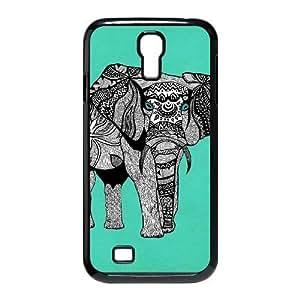 VNCASE Elephant Aztec Tribal Phone Case For Samsung Galaxy S4 i9500 [Pattern-3]