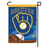 MLB Milwaukee Brewers Garden Flag