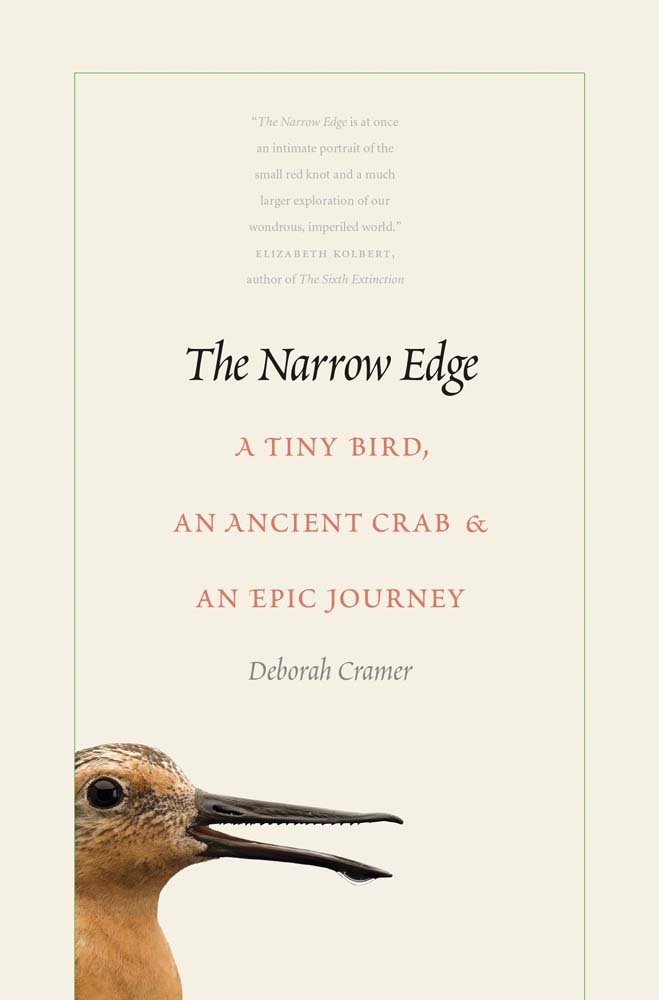 Image result for narrow edge a tiny bird an ancient crab and an epic journey