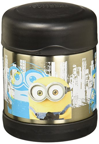 Thermos Funtainer 10 Ounce Food Jar, Minions -