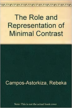 The Role and Representation of Minimal Contrast