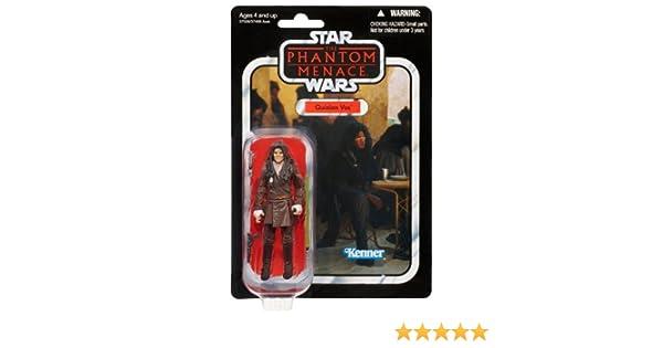 Star Wars The Phantom Menace Vintage Figure Quinlan Vos Kenner 7499VV