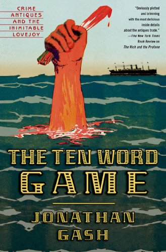 The Ten Word Game (Lovejoy Mysteries Book 22)