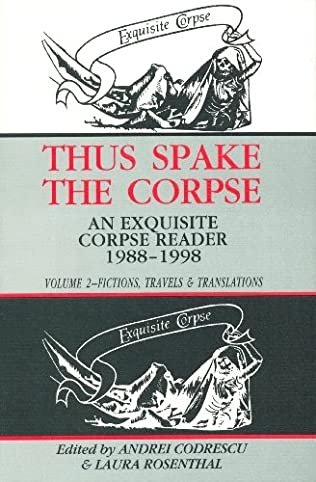 book cover of Thus Spake the Corpse
