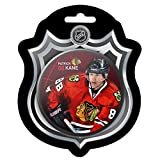 "Patrick Kane Sher-wood NHL Stars Photo Hockey Puck. Fully Licensed NHL Collectible. NHL Licensing Holograms Attached to Factory Sealed Packaging and Puck. Regulation Size (Approx 3"" Diameter)"