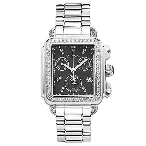 Joe Rodeo Diamond Ladies Watch - MADISON silver 2 ctw