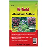 Voluntary Purchasing Group Fertilome 32175 Aluminum Sulfate Soil Conditioner, 4-Pound