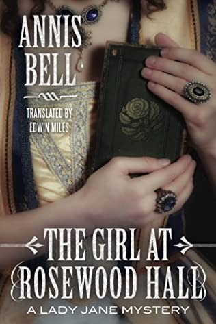 book cover of The Girl At Rosewood Hall