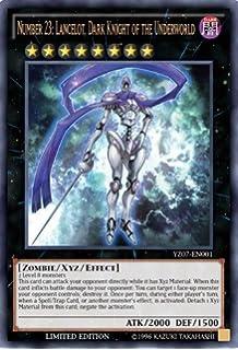 Number 22 Yu-Gi-Oh Zombiestein YZ03-EN001