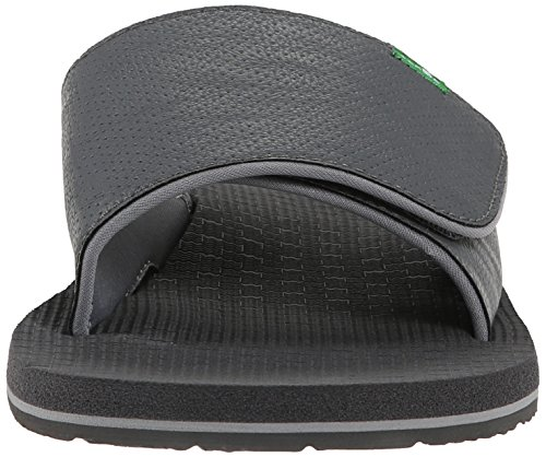 Sanuk Sandal Beer Cozy Light Slide blackout