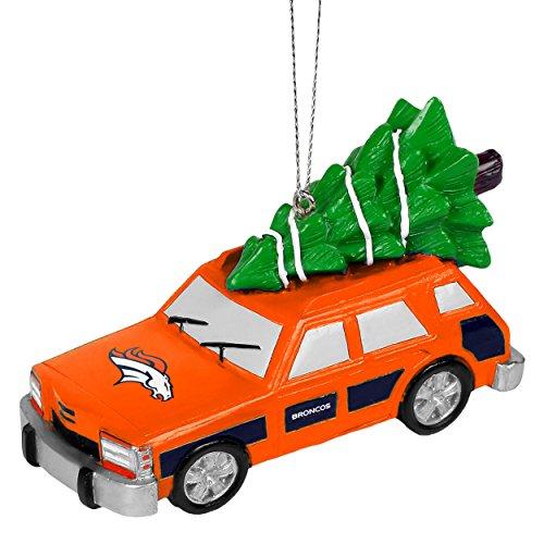 Station Wagon Christmas Tree Ornament