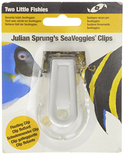 (Two Little Fishies ATLSVCS Sea Veggie Clip Carded)