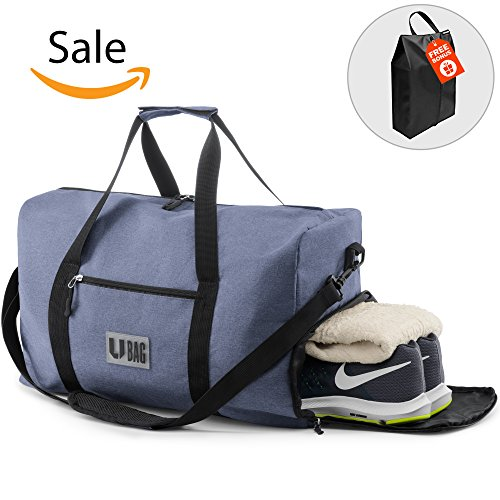 Compact Travel Duffel Bag - 4