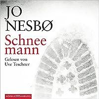 Schneemann Hörbuch von Jo Nesbø Gesprochen von: Uve Teschner