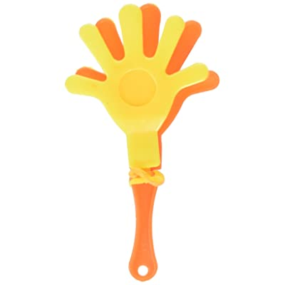 MINI HAND CLAPPERS(4DZ) - Toys - 48 Pieces: Toys & Games