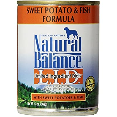 13-Ounce, Fish & Sweet Potato Formula Canned Dog Food