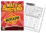 Math Busters: Multiplication - Busting the Boredom of Mathematics