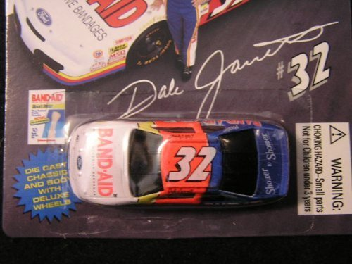 Champion Racing (Dale Jarrett Band-Aid Collector's Edition Racing Stock Car by Band Aid)