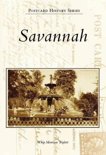 Savannah (GA) (Postcard History Series) by Whip Morrison Triplett - Shopping Savannah Mall