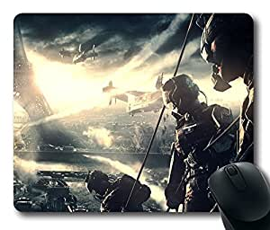 Call of Duty Ghosts Rectangle Mouse Pad by icasepersonalized