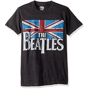 Bravado Men's Beatles Distressed Britis...
