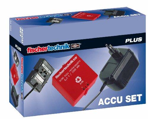 fischertechnik Accu Set 120V - Tracking Us Standard Shipping