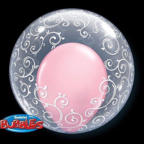 PIONEER BALLOON COMPANY Fancy Filligree Deco Bubble, ()