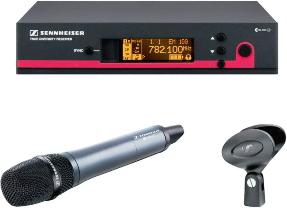 Sennheiser EW 135 G3 Handheld Wireless Microphone