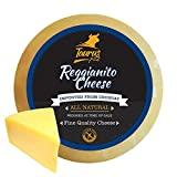 Reggianito Cheese (12.5 ounce) 18 Month Aged Uruguayan Natural Gluten & Hormone free
