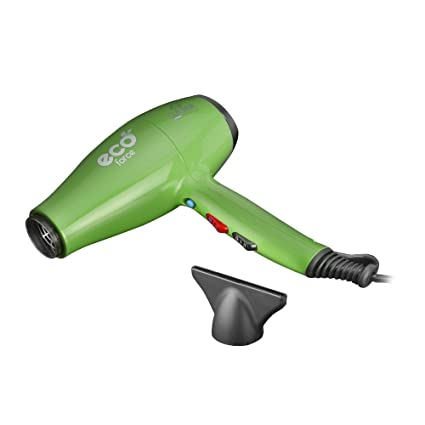 GAMA ITALY PROFESSIONAL Eco Force - Secador de pelo, 1300 W de potencia, motor