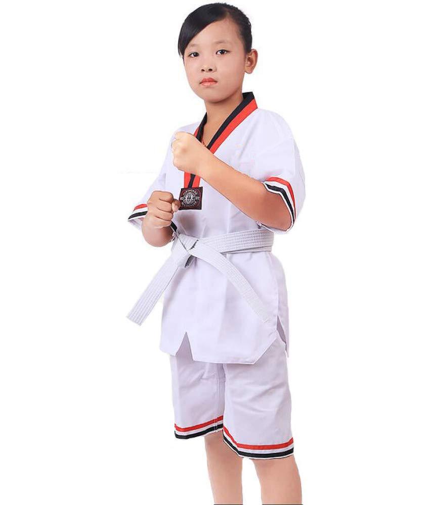 dududrz Dobok Taekwondo Adulto V Cuello Traje De Taekwondo ...