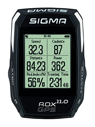 Sigma Sport Rox Gps 11.0 Black Set (Gps Set)