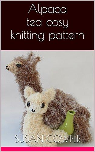 (Alpaca tea cosy knitting pattern)