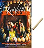 Red Velvet - RBB (Really Bad Boy) 5th Mini Album + Limited Unfolded Poster with UPS Tracking No