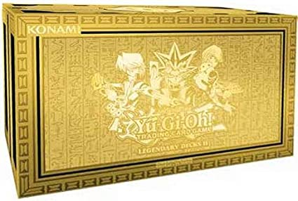 Yu-Gi-Oh!: Legendary Decks II Themed Starters (Yugi, Kaiba, Joey)