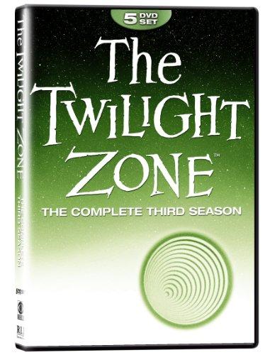 The Twilight Zone: Season 3 (Episodes Only Collection) (Best Twilight Zone Episodes)