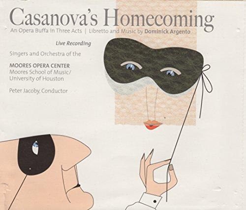 Argento: Casanova's ()