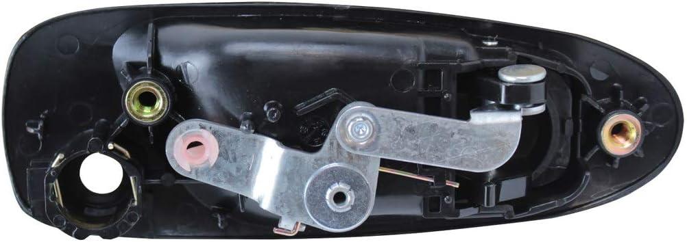 72180-Sr3-J02zd Poign/ée de Porte Ext/érieure Avant Gauche Conducteur pour Civic Del Sol Coup/é 3 Portes Ou 5 Portes 72180-Sr3-003 72180sr3013 72180sr3003