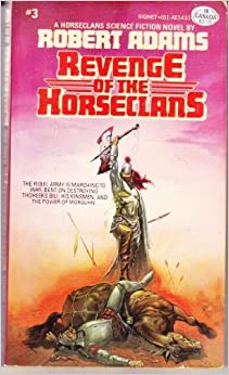 Book Revenge of the Horseclans (Horseclans, No. 3)