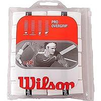 Grip de raqueta de tenis Wilson Pro Overgrip (paquete de 12)