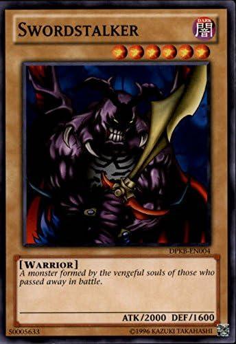 2010 Yu-Gi-Oh Duelist Pack Kaiba 1st Ed #DPKBEN004 Swordstalker C