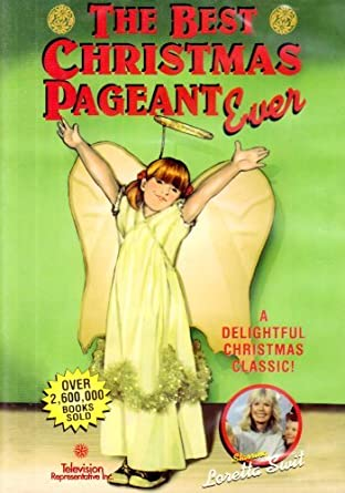 best christmas pageant ever - The Best Christmas Pageant Ever Movie