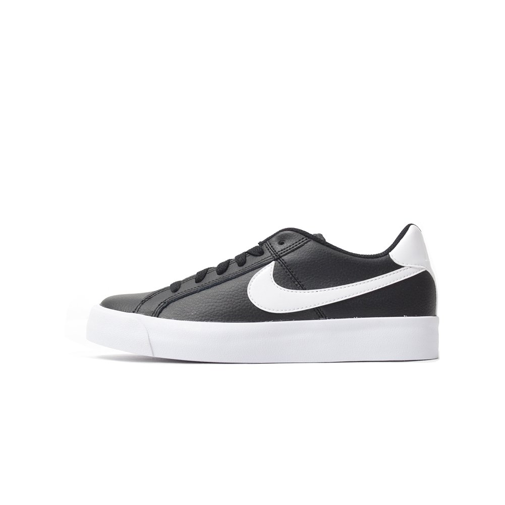 NIKE Women's Court Royale Casual Shoe B07CY6HWQT 7 B(M) US|Multicolour (Black/White 001)